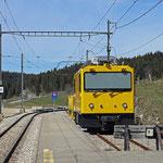 Schweizer-Eisenbahnen - Bahnhof La Givrine