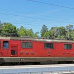 Schweizer-Eisenbahnen - Re 420 / 329