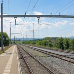 Schweizer-Eisenbahnen Bahnhof Bettwiesen