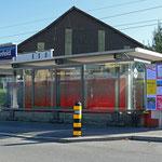 Schweizer-Eisenbahnen Bahnhof Grüenfeld