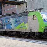 Schweizer-Eisenbahnen - Re 485 / 017