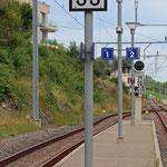Schweizer-Eisenbahnen Bahnhof Birrwil