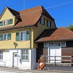 Schweizer-Eisenbahnen Bahnhof Kehlhof
