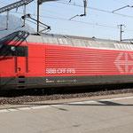 Schweizer-Eisenbahnen - Re 460 * 040