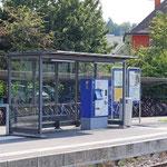 Schweizer-Eisenbahnen - Bahnhof Winterthur Seen
