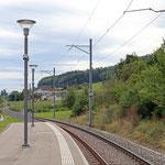 Schweizer-Eisenbahnen Bahnhof Boniswil
