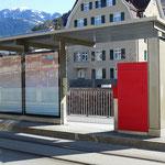 Schweizer-Eisenbahnen - Bahnhof Chur Altstadt