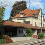Schweizer-Eisenbahnen - Bahnhof Degersheim