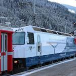 Schweizer-Eisenbahnen - Ge 4/4 III * 649