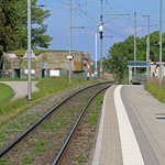 Schweizer-Eisenbahnen Bahnhof Triboltingen