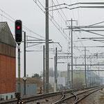 Schweizer-Eisenbahnen - Bahnhof Islikon