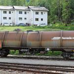 Schweizer-Eisenbahnen RhB Güterwagen Za - 8111