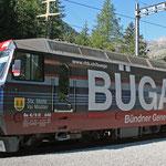 Schweizer-Eisenbahnen - Ge 4/4 III * 646