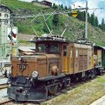 Schweizer-Eisenbahnen - Ge 6/6 I * 415