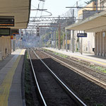 Bilder Bahnhof Monza (Aufnahme vom März 2015)
