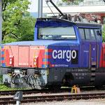 Schweizer-Eisenbahnen - Eem 923 * 007