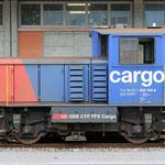 Schweizer-Eisenbahnen - Tm 232 [ex-Tm IV] * 124