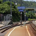 Schweizer-Eisenbahnen Bahnhof Lampenberg-Ramlinsburg