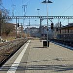 Schweizer-Eisenbahnen Bahnhof Kreuzlingen