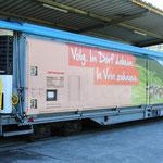 Schweizer-Eisenbahnen RhB Güterwagen Haikqq-uy - 5162