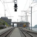 Schweizer-Eisenbahnen Bahnhof Ospizio Bernina