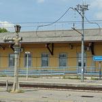 Bilder Bahnhof Bergamo (Aufnahme vom September 2016)