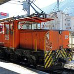 Schweizer-Eisenbahnen - Ge 3/3 * 215