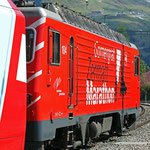 Schweizer-Eisenbahnen - HGe 4/4 II * 104