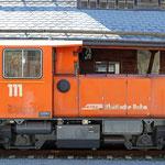 Schweizer-Eisenbahnen - Tm 2/2 * 111