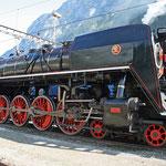 SBB Veranstaltung - 125 Jahre Gotthardbahn