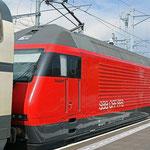 Schweizer-Eisenbahnen - Re 460 * 087