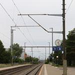 Schweizer-Eisenbahnen - Bahnhof Nänikon-Greifensee