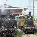 Veranstaltung - 150 Jahre Eisenbahn Konolfingen