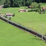 BLS Veranstaltung - 100 Jahre Lötschbergbahn