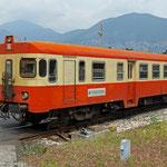 September 2018: Bild vom Triebwagen ALn 668-121 der TreNord. (Aufnahme vom Mai 2015.)