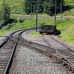 Schweizer-Eisenbahnen - Bahnhof Winteregg