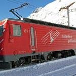 Schweizer-Eisenbahnen - HGe 4/4 II * 101