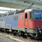 Schweizer-Eisenbahnen - Re 620 * 078