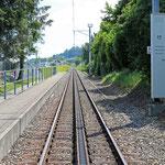 Schweizer-Eisenbahnen Bahnhof Seebleiche