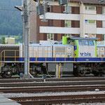 Schweizer-Eisenbahnen - Am 843 / 502