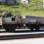 Schweizer-Eisenbahnen RhB GüterwagenXk-w 93112
