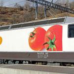 Schweizer-Eisenbahnen - Ge 4/4 III * 641