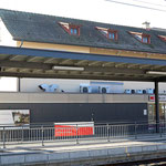 Schweizer-Eisenbahnen - Bahnhof Kreuzlingen