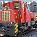 Schweizer-Eisenbahnen - Tm 2/2 * 4972