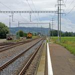 Schweizer-Eisenbahnen Bahnhof Müllheim-Wigoltingen