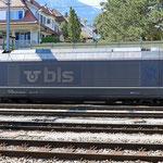Schweizer-Eisenbahnen - Re465 / 018