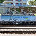 Schweizer-Eisenbahnen - Re 475 / 404