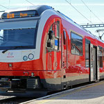 Schweizer-Eisenbahnen - ABe 4/8 * 408-407
