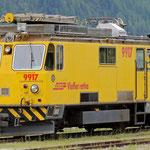 Schweizer-Eisenbahnen - Xm 2/2 * 9917