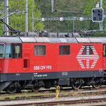 Schweizer-Eisenbahnen - Re 420 / 209